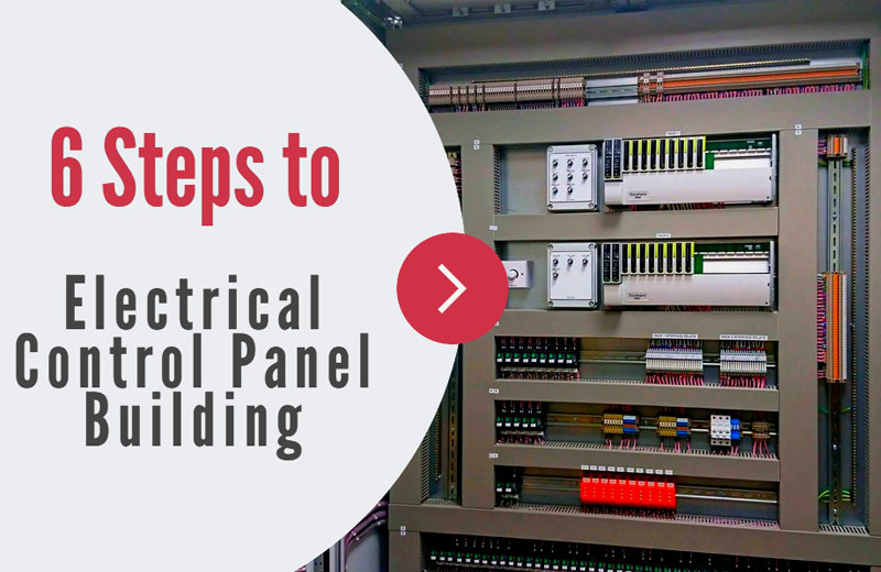 Electrical Control Panel Build for Dummies